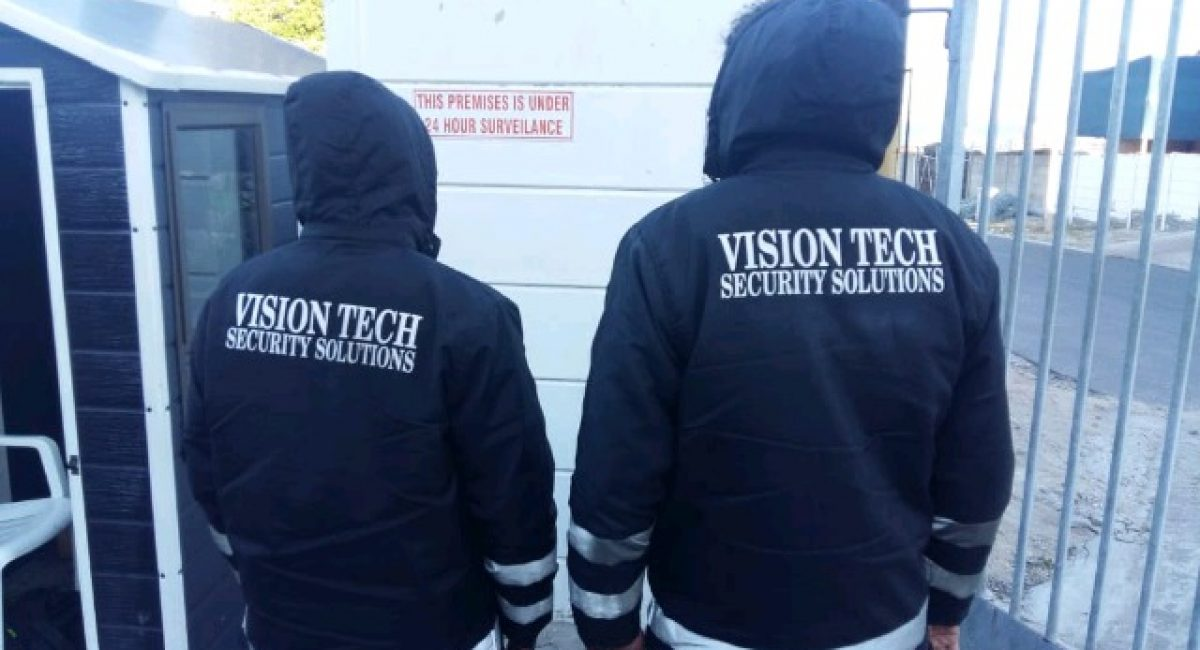 Vision Tech Security Solutions Security Guards
